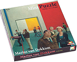 Puzzle 210 mini pieces,  Exhibiti…