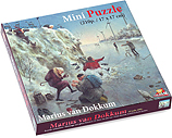 Puzzle 210 mini pieces, A turn on…