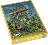 Puzzle 1.000 Stücke, Die Arche N…