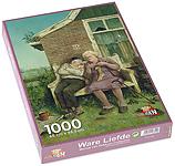 Puzzle 1.000 Stücke, Wahre Liebe…