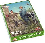 Puzzle 1.000 Pieces, Tête a têt…