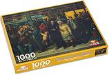 Puzzle 1.000 Stücke, Damen und H…