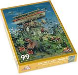 Puzzle 99 Pieces, Noah's ark of A…