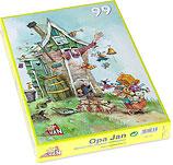 Puzzel 99 stukjes, Opa Jan  van M…