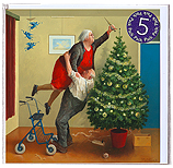 Kerstengeltjes 5-Pack