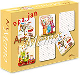 Art Memo - 48 pcs, Opa Jan