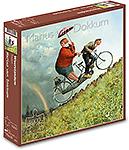 Puzzel DOKKUM, Weerstandem 48,5x5…