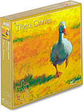 Puzzle - 1000 pcs, White Duck