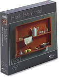 Puzzel HELMANTEL, Rode kast 48,5x…