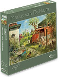 Puzzle - 1000 pcs, Henhouse
