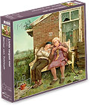 Puzzel - 1000 pcs, Liefde vergaat…