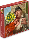 Puzzle - 1000 pcs, Straight from …
