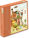 Puzzle - 100 pcs, Grandpa Jan cle…