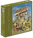 Puzzel 1000 pcs, De Ark van Noach