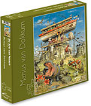 1000 pcs - De Ark van Noach