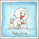 Happy family...
