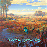 To colour your day