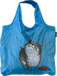 Ecozz Ecoshopper - Briljantblauw