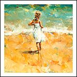 Witte jurk
