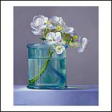 Vase with Hydrangea