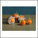 Oranges and tangerines