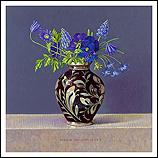 Bouquet of Grape Hyacinths