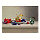 Fruit still life with Berkemeyer