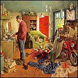 Mannenhuishouding
