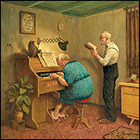 Zoals de ouden zongen