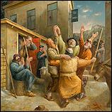 The Shepherd's Dance