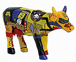 Picowso's Moosicians (small) Cow …