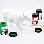 Paint Your Own Cow (medium) Cow P…