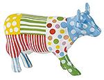 Mucca Agatha (medium ceramic) Cow…