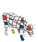 Moondrian (small) Cow Parade