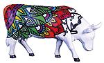 Iracema de Luz (large) Cow Parade