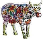 Vaca Floral (large) Cow Parade