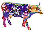 Cow Parade Beauty Cow (large)
