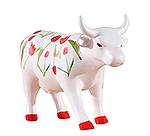 Cow Parade Tulip Cow (medium cera…