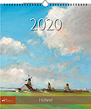 Jaarkalender 2020 Holland