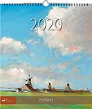 Jaarkalender 2020 Holland