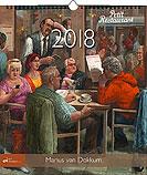 Jaarkalender 2018 Marius van Dokk…