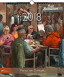 Year Calendar Marius van Dokkum 3…