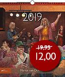 Jahreskalender Marius van Dokkum