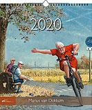 Year Calendar Marius van Dokkum
