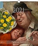 Jaarkalender 2021 Marius van Dokk…