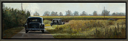 Herfst - Citroën Traction Avant
