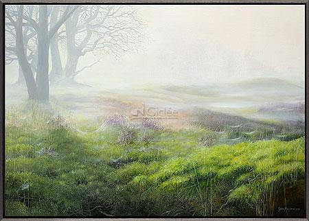 Dampende Heide