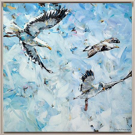 Free as a bird