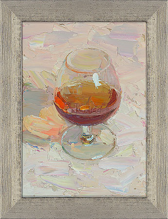Cognac in the shade
