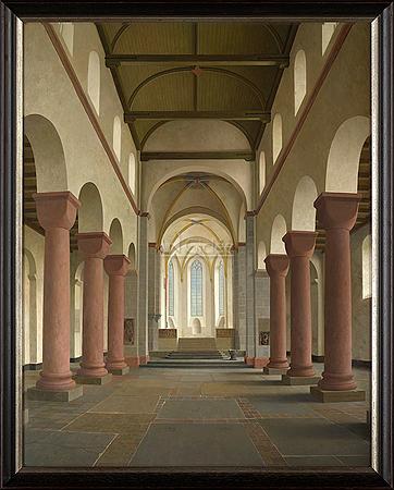 De Pieterskerk in Utrecht